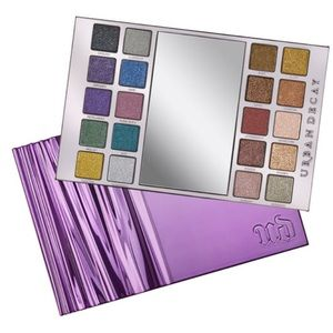NWT Urban Decay Heavy Metals Eyeshadow Palette